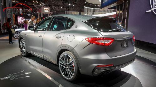Maserati представила очень мощный кроссовер
