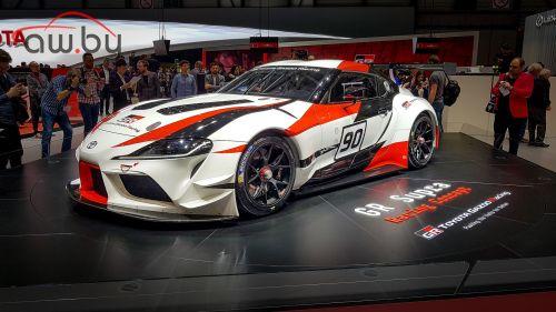 Стали известны новые подробности о Toyota Supra