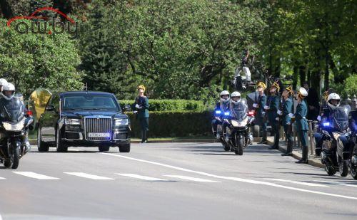 Министр рассказал, когда «лимузин Путина» станет доступен всем
