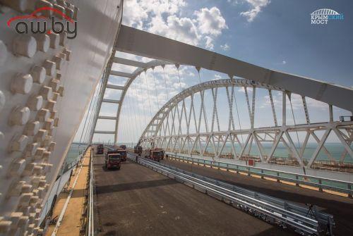 СМИ стала известна дата открытия Крымского моста