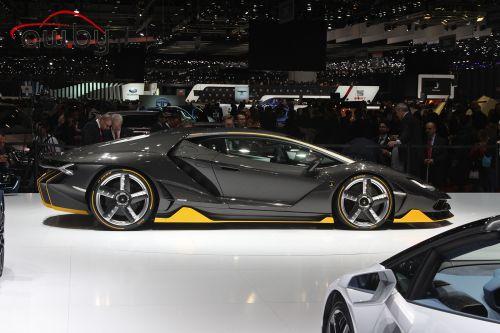 В США редкие Lamborghini отзывают из-за одной наклейки
