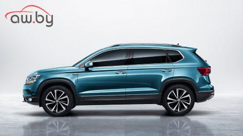 Новый недорогой кроссовер Volkswagen: опубликованы фотографии