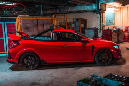 Honda сделала «пикап», который разгоняется до 270 км/ч