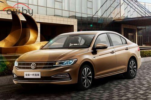 Volkswagen запутал всех новой «Борой»