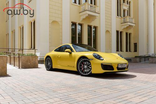 В московском каршеринге появятся Porsche, притом без раскраски