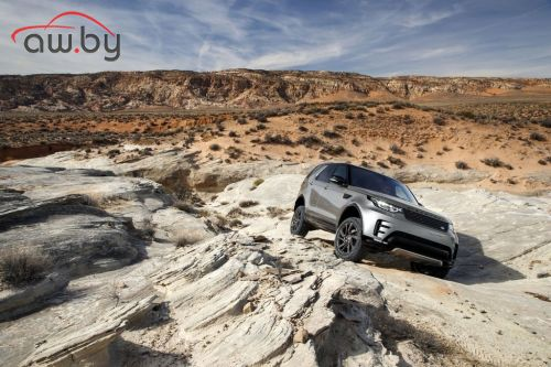 Land Rover сделает «умные» беспилотники для бездорожья