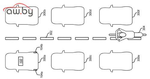Ford придумал, как вычислять мотоциклистов «в междурядье»