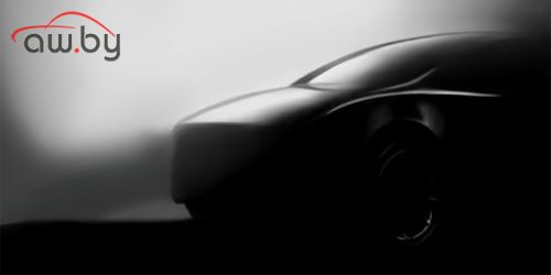 Tesla показала новое изображение Model Y (понятнее не стало)