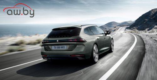 Peugeot сделала из флагмана красивый «сарай»