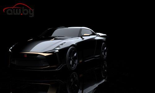 Nissan отпраздновал 50-летие модели GT-R