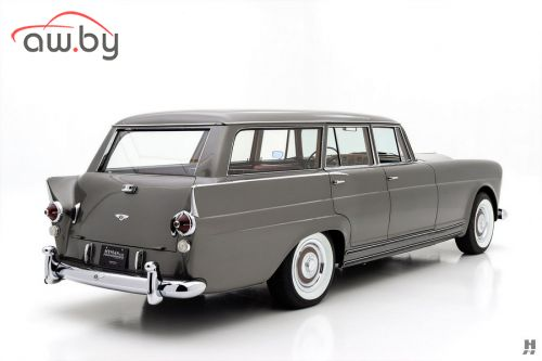 Bentley, накрытый кузовом от «Мерседеса», продают за 0 000