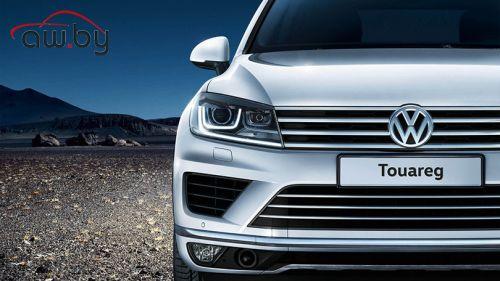 Обзор нового Volkswagen Touareg 2018