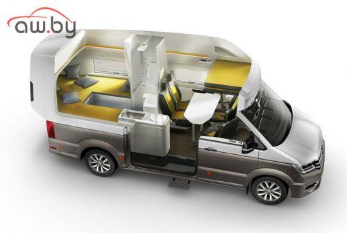 Поклонники упросили Volkswagen начать выпуск крутого автодома