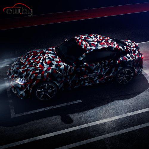 Абсолютно новая Toyota: первое фото и дата премьеры