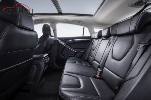 Territory — новый кроссовер Ford (с китайскими корнями)