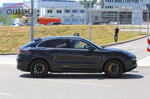 Porsche готовит для Cayenne новый кузов