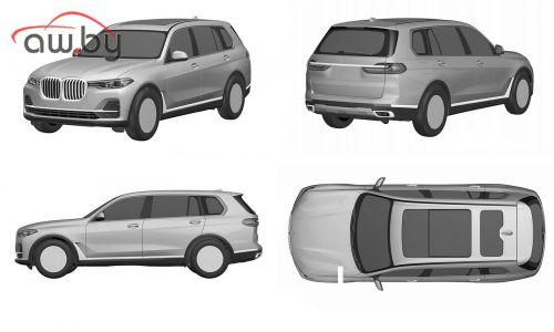 Серийный BMW X7 — новые подробности