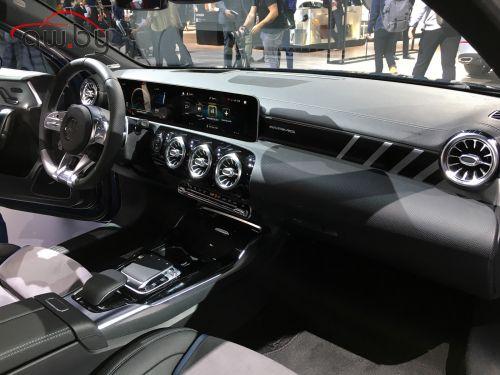 Самый младший Mercedes-AMG: все подробности