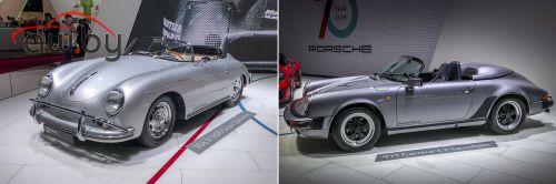 Porsche решила делать уникальный суперкар: тираж 1948 штук