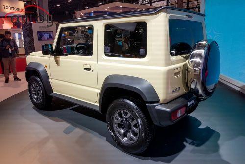 Так ли хорош живьём новый Suzuki Jimny?