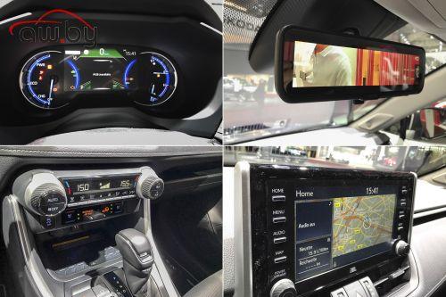 Новая Toyota RAV4: японцы приготовили маленькую сенсацию